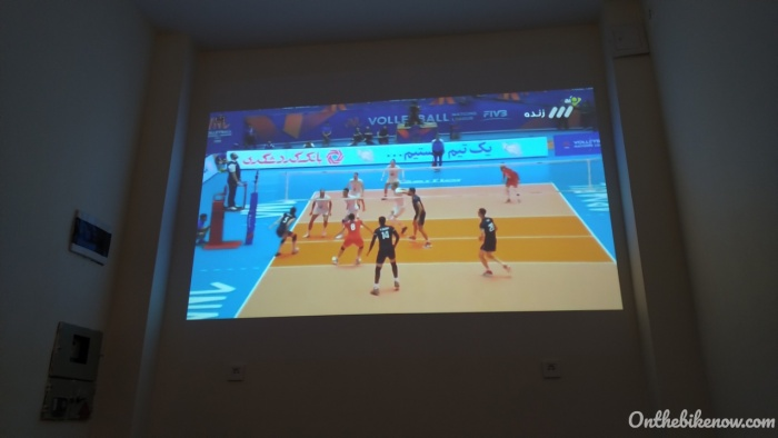 Match Volleyball France - Iran