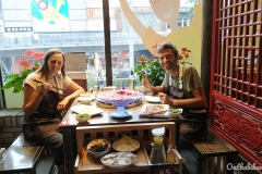 Le hot pot de Chengdu
