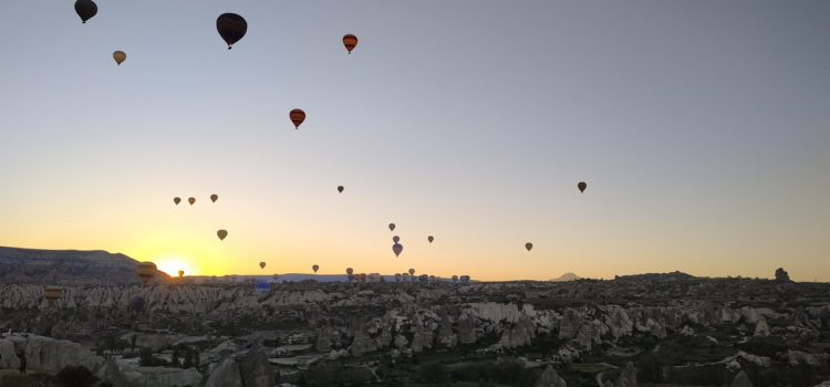 From Istanbul to Cappadocia